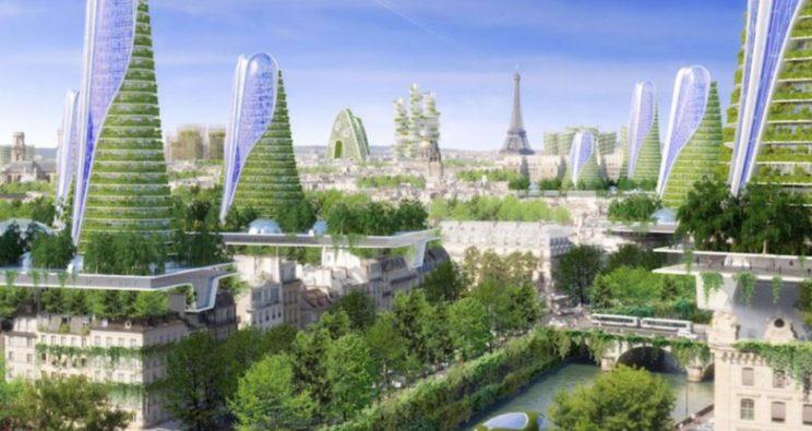The Architecture of the future