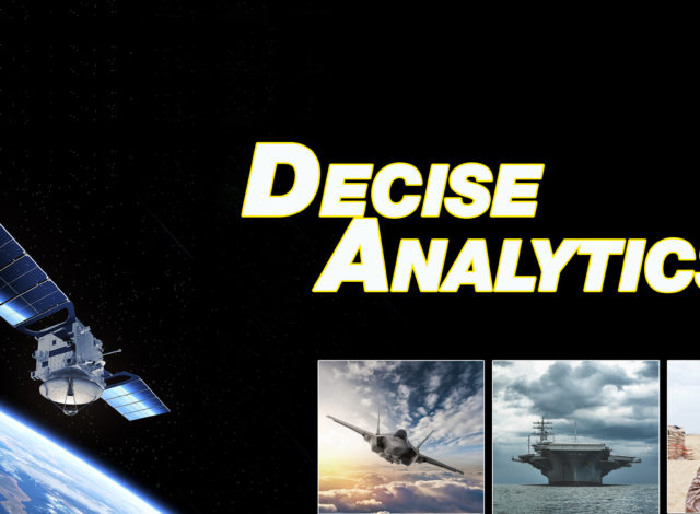 Decise Analytics Software