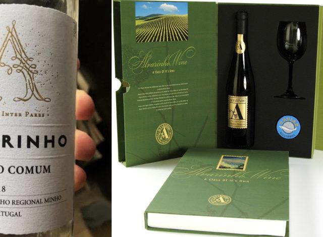Alvarinho Wine Portugal