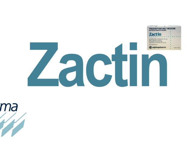 Zactin for Pharmamar